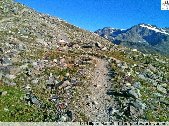 Haute Route Glaciaire (Vallée d'Aoste, Italie)