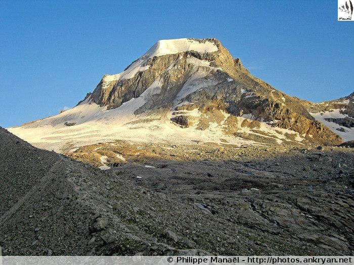 Sommet du Mont Ciarforon (Vallée d'Aoste, Italie)